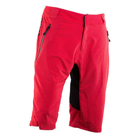 Race Face Stage Cycling Shorts Men red